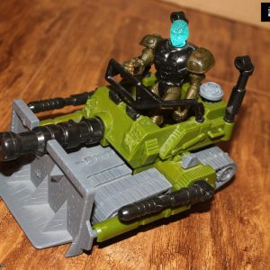 Shadow Raiders Rock Tank Trendmasters
