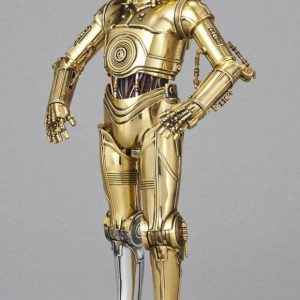 Star Wars C3-PO 1/12 Model Kit BANDAI