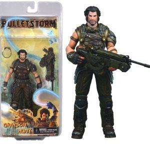 Bulletsorm Grayson Hunt Action Figure Neca