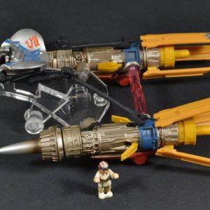 Star Wars Anakin's Pod Racer Action Fleet Galoob