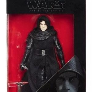 Star Wars Kylo Ren (No Mask) Black Series Hasbro