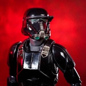 Star Wars Death Trooper Action Figure Black Series Hasbro