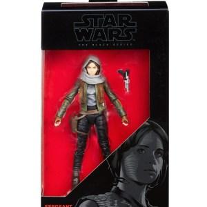 Star Wars Rogue One Jyn Erso Black Series Hasbro
