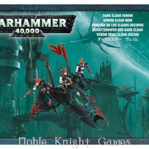 Warhammer 40K Dark Eldar Venom Game Workshop