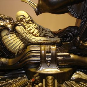 Alien – Space Jockey Resin Model