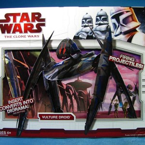Star Wars Vulture Droid Fighter Hasbro