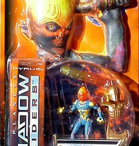 Shadow Raiders Pyrus Carded Action Figure Trendmasters