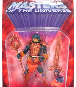 Masters of the Universe Mer Man Action Figure Mattel