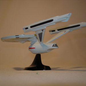 Star Trek USS Enterprise NCC 1701-A Resin Model