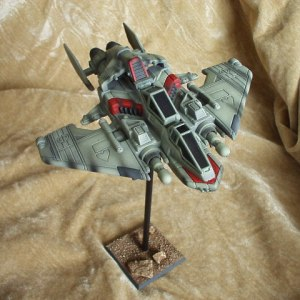 Starship Trooper TAC Fighter Galoob