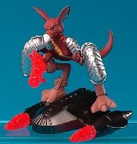 Titan A.E. Stith Action Figure Hasbro