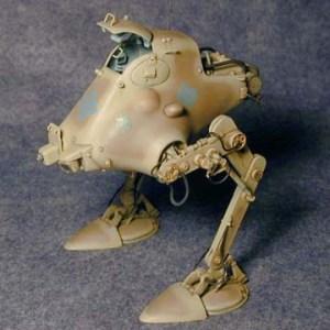 MASCHINEN KRIEGER (SF-3D) Jerry Model Kit Nitto