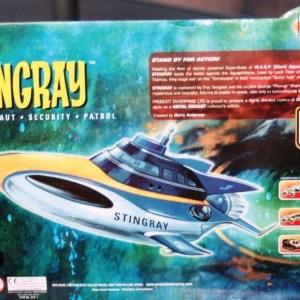 Stingray Die Cast HG Product Enterprise