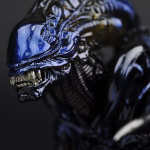 Alien Warrior Revoltech Action Figure Kaiyodo