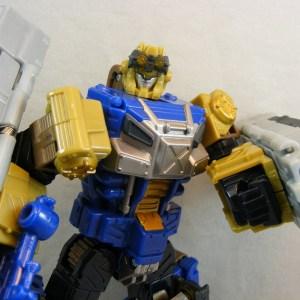 Transformers Cybertron Scattorshot Cybertron Defense Hasbro