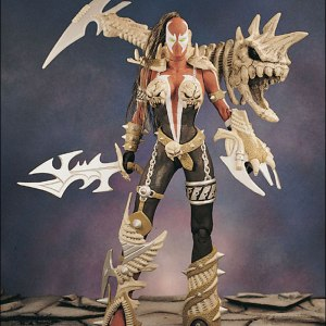 Spawn She Spawn Action Figure Mc Farlane Toys