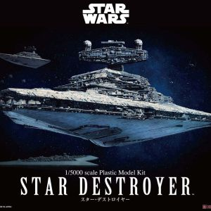 Star Wars STAR DESTROYER 1/5000 Bandai