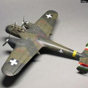 Do-215B-4 Model Kit 1/72 ICM