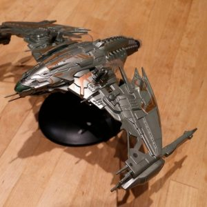 Star Trek Bird of Pray D-4 Special Eaglemoss