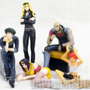 Cowboy Bebop Set Figures