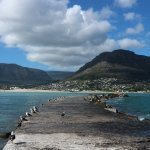 Arrival in to Cape Town
