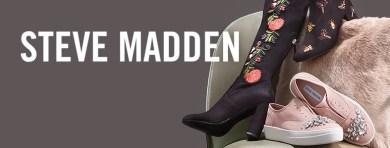 stylische Schuhe von Steve Madden