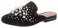 Clogs mit Perlen