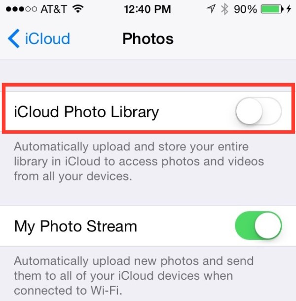 Solutions to Solve Photos Not Uploading to iCloud