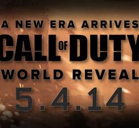 เผยแล้ว Call of Duty ภาคล่าสุดภายใต้ชื่อ Advanced Warfare