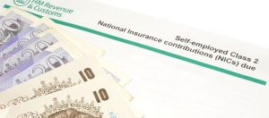 Class 2 National Insurance for the Self Employed 2019