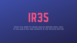 IR35: What's next for Personal Service Companies?