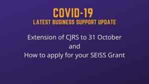 Furlough Extension, SEISS Grants, Top Up Grants & SSP