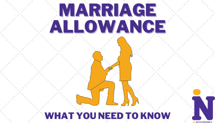 Marriage Allowance article design