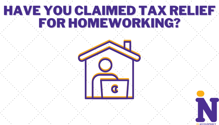 homeworking tax relief