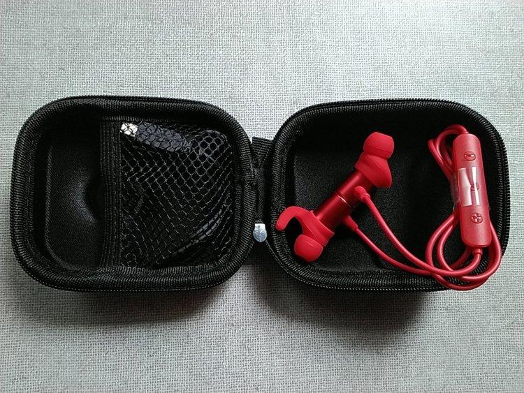 SoundPEATS(サウンドピーツ) Q30 Plus キャリーケース収納