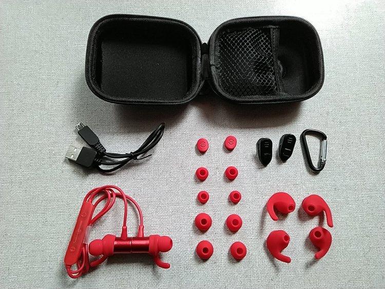 SoundPEATS(サウンドピーツ) Q30 Plus Bluetooth イヤホン イヤーピース&チップ
