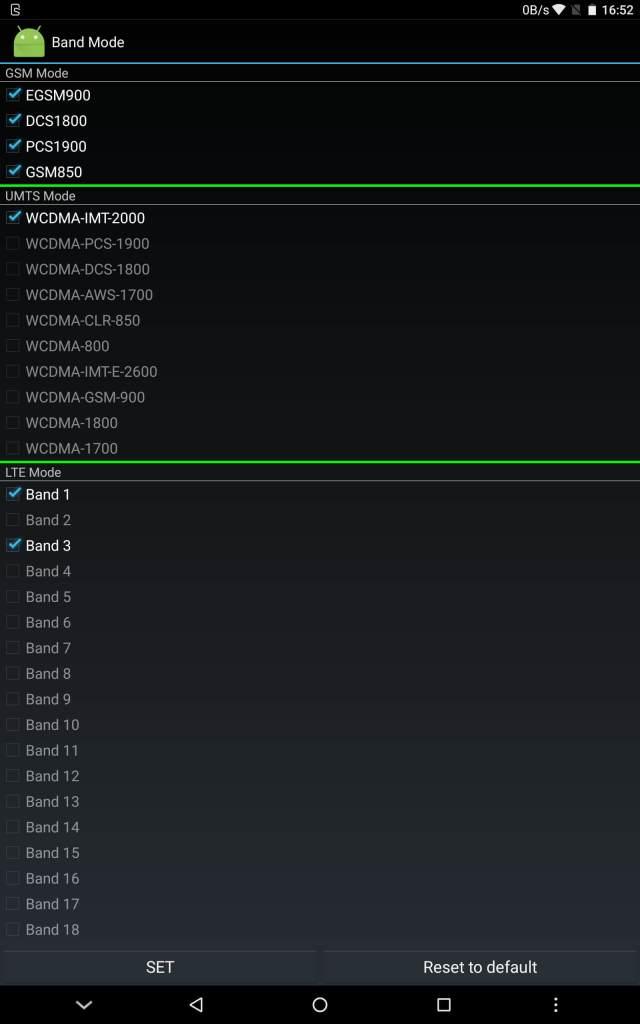 CUBE X1 BandMode