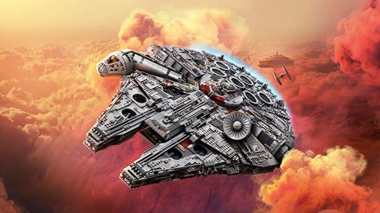 レゴ (LEGO) スター・ウォーズ ミレニアム・ファルコン 75192 (アルティメット・コレクター・シリーズ) プレミアムセット