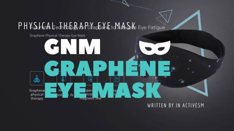 Graphene Times ホットアイマスク レビュー・評価・感想 目を酷使しすぎの現代人やデスクワーカーにおすすめの癒しアイテム