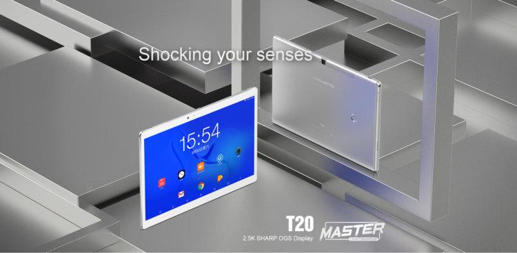 Teclast T20 製品レビュー