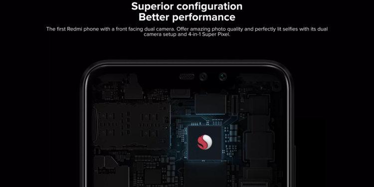 ベンチマーク11万超えSnapdragon 636搭載