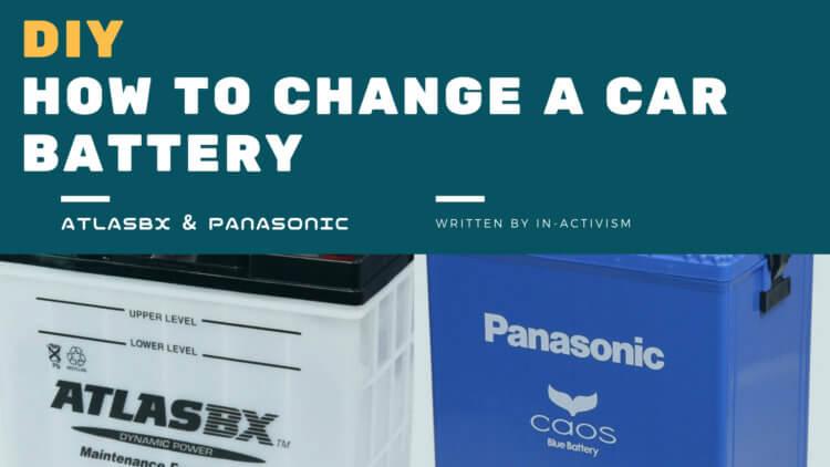 バッテリー交換はDIYがおすすめ!車検費用やメンテナンス費用の負担減