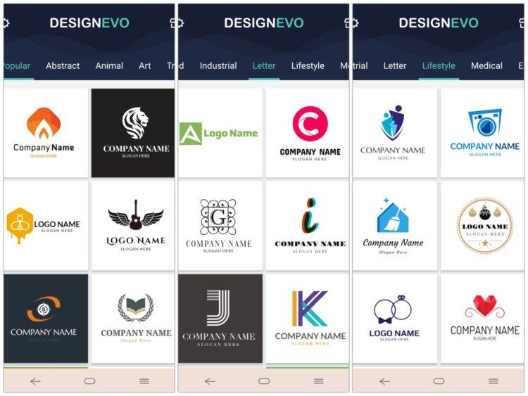 DesignEvoはアプリ対応でスマホやタブレットでも編集可能