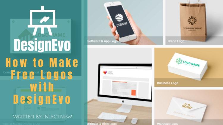 DesignEvoのアカウント作成方法・使い方解説 ロゴ作成で差別化ができるデザインソフト