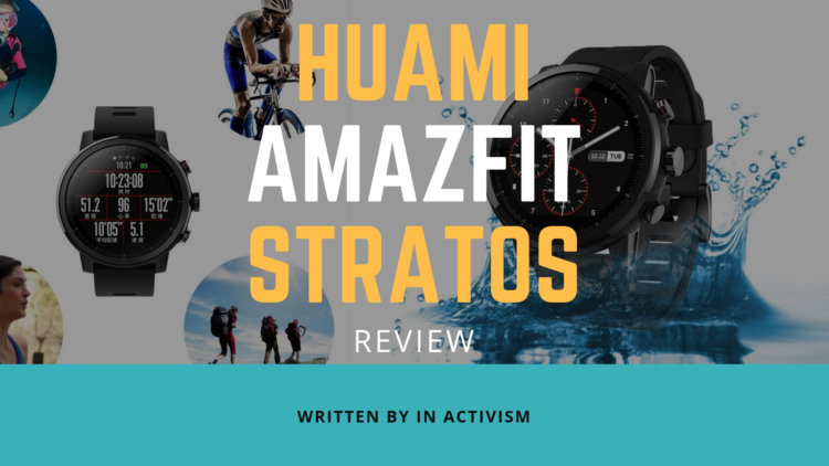 Huami AMAZFIT STRATOS / PACE 2 スマートウォッチ スペック詳細・実機レビュー|ワンランク上のハイセンススポーツウォッチ