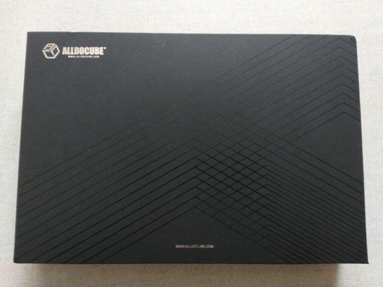 ALLDOCUBE Xパッケージ(前面)