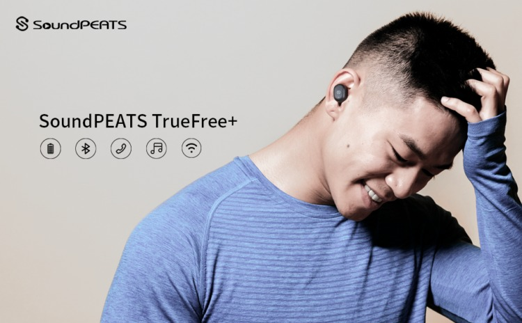 SoundPEATS(サウンドピーツ) TrueFree+ ワイヤレスイヤホン インプレッション