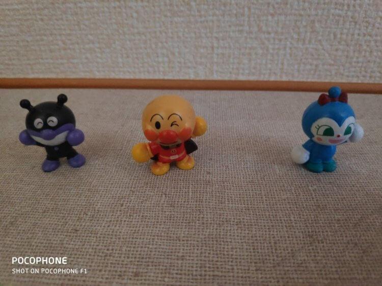 Xiaomi Pocophone F1 暗所カメラ性能テスト(バックカメラ)