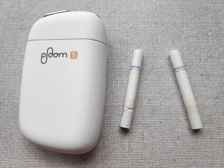 プルーム(Ploom S)の喫味・吸いごたえ感想