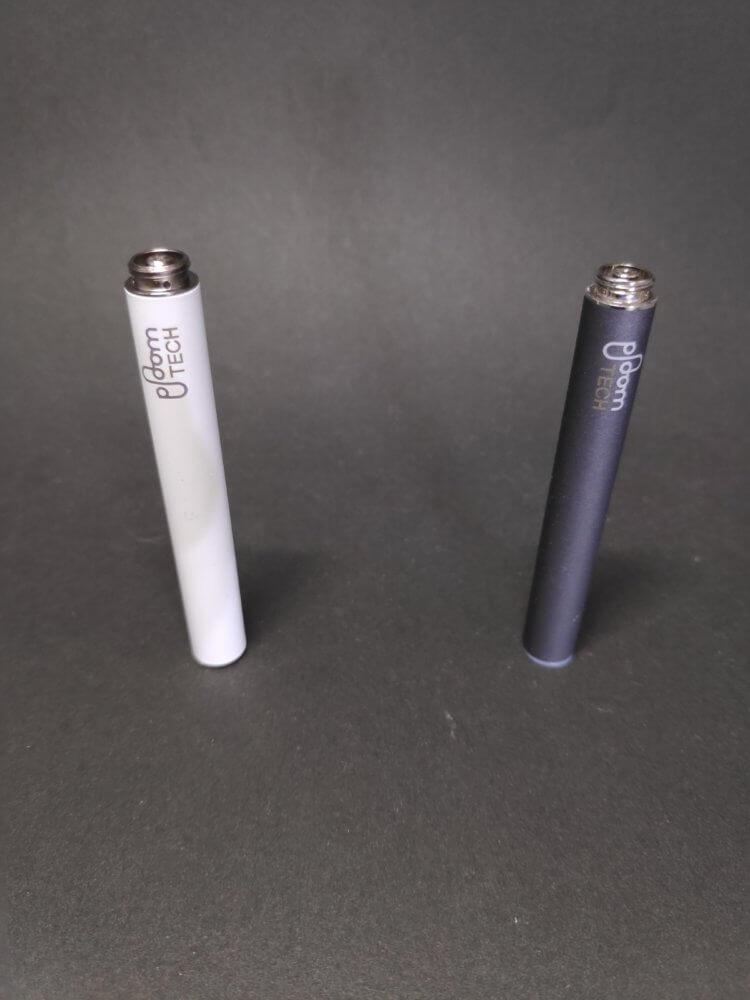 Ploom TECH バッテリー1.25と1.5の比較 Ploom TECH 1.25と1.5の比較